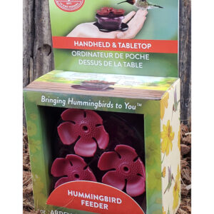 Perky-Pet Handheld & Tabletop Hummingbird Feeder