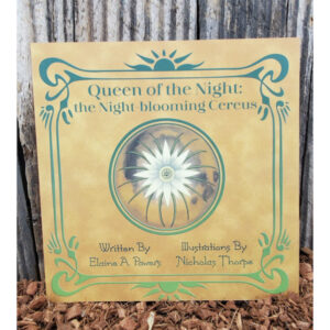 Queen of the Night.  The Night Blooming Cereus